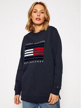 Tommy Hilfiger Tommy Hilfiger Sweatshirt WW0WW29236 Dunkelblau Regular Fit