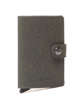 Secrid Secrid Malá pánska peňaženka Miniwallet MTw Zelená