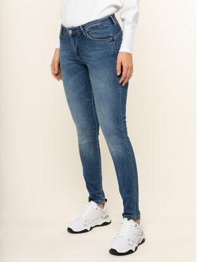 Guess Guess Skinny Fit džíny Ultra Curve W01A37 D38R8 Modrá Shaping Fit