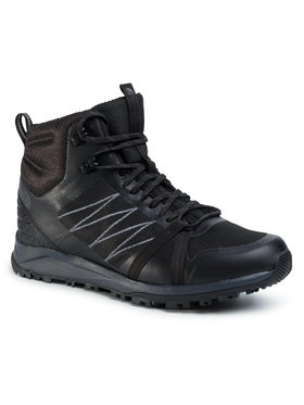 The North Face The North Face Туристически Litewave Fastpack II Mid Wp NF0A47HECA01 Черен