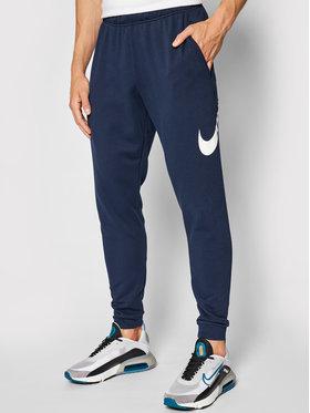Nike Nike Sportinės kelnės Dry Academy Pro CU6775 Tamsiai mėlyna Standard Fit