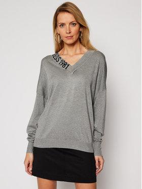 Guess Guess Sweater Dalia W1RR04 Z2NQ0 Szürke Regular Fit