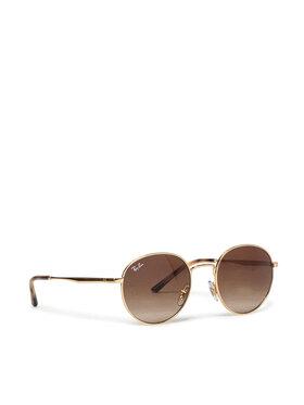 Ray-Ban Ray-Ban Сонцезахисні окуляри 0RB3681 001/13 Золотий
