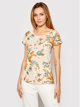 Columbia Columbia T-shirt High Dune 1885964 Arancione Regular Fit