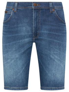 Wrangler Wrangler Jeansshorts Texas W11CQ148R Blau Slim Fit