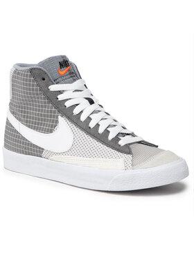 Nike Nike Buty Blazer Mid '77 DD1162 001 Szary