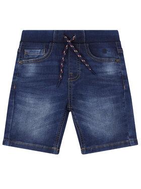 Mayoral Mayoral Pantaloncini di jeans 3268 Blu scuro Regular Fit