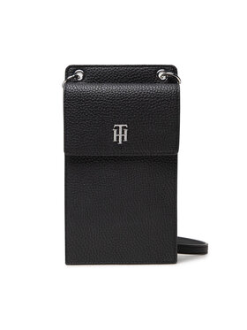 Tommy Hilfiger Tommy Hilfiger Дамска чанта Th Element Phone Wallet AW0AW10755 Черен
