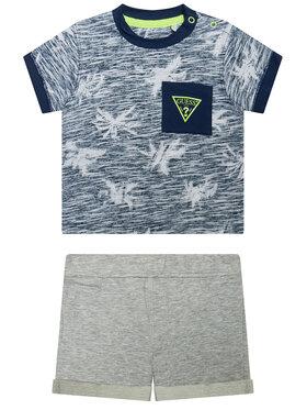 Guess Guess Komplet t-shirt i spodenki I1GG23 K6XN1 Kolorowy Regular Fit