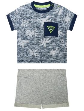 Guess Guess Sada T-shirt a šortky I1GG23 K6XN1 Barevná Regular Fit