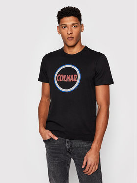 Colmar Colmar T-Shirt Frida 7590 6SH Černá Regular Fit