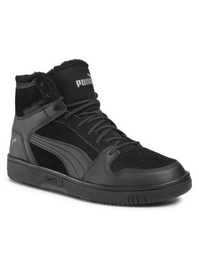 Puma Puma Šnurovacia obuv 36983101 Čierna