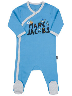 Little Marc Jacobs Little Marc Jacobs Śpiochy W97084 Niebieski Regular Fit