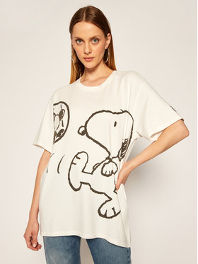 Levi's® Levi's® T-Shirt PEANUTS® Graphic 56152-0003 Bílá Relaxed Fit