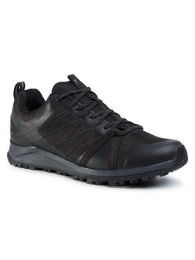 The North Face The North Face Chaussures de trekking Litewave Fastpack II Wp NF0A4PF3CA0 Noir