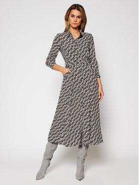 Pinko Pinko Marškinių tipo suknelė Monogram 20202 PRR 1N133Q 8497 Spalvota Regular Fit