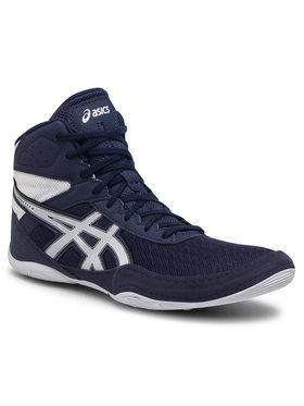 Asics Asics Topánky Matflex 6 1081A021 Tmavomodrá