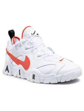 Nike Nike Παπούτσια Air Barrage Low Emb CJ5395 100 Λευκό