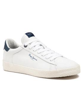 Pepe Jeans Pepe Jeans Sportcipő Portobello Classic PMS30435 Fehér