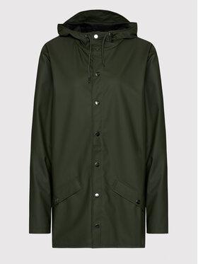 Rains Rains Дощовик Unisex 1201 Зелений Regular Fit