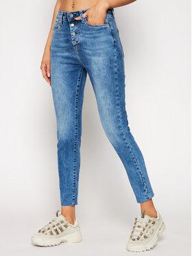 Pepe Jeans Pepe Jeans Džinsai Dion Prime PL204025 Mėlyna Skinny Fit