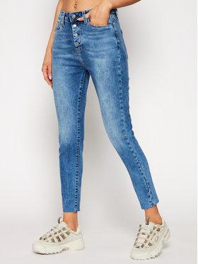 Pepe Jeans Pepe Jeans Jeansy Dion Prime PL204025 Modrá Skinny Fit