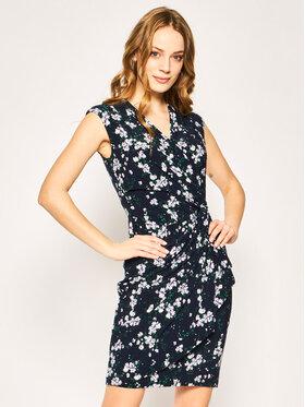 Lauren Ralph Lauren Lauren Ralph Lauren Sukienka codzienna Rodya 250785977 Granatowy Regular Fit