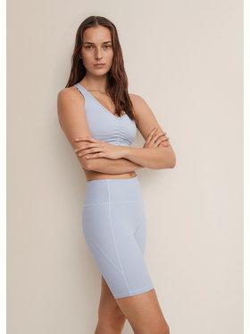 Mango Mango Sport rövidnadrág Lindsay 87097624 Kék Slim Fit