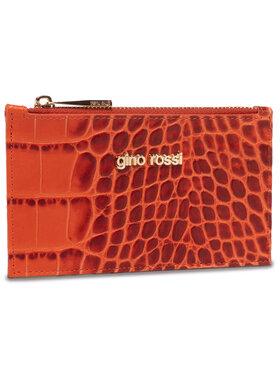 Gino Rossi Gino Rossi Kis női pénztárca Croco 0003-LIB Narancssárga
