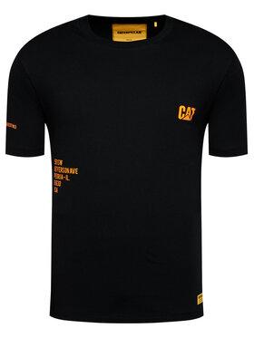 CATerpillar CATerpillar T-Shirt 2511562 Czarny Regular Fit