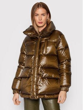 Woolrich Woolrich Doudoune Aliquippa CFWWOU0583FRUT1702 Vert Regular Fit