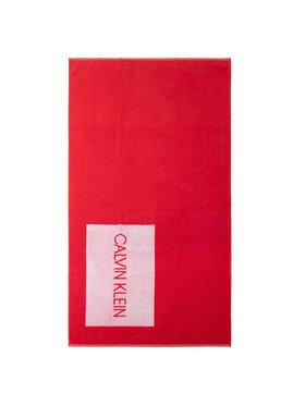 Calvin Klein Swimwear Calvin Klein Swimwear Prosop KU0KU00065 Roșu