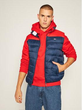 Tommy Jeans Tommy Jeans Елек Tjm Colorblock Vest DM0DM08430 Тъмносин Regular Fit