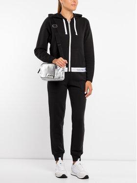 Calvin Klein Underwear Calvin Klein Underwear Bluză Modern 000QS5667E Negru Regular Fit