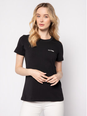 My Twin My Twin T-Shirt 201MP232B Czarny Slim Fit