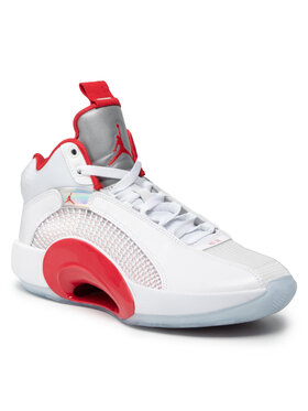 Nike Nike Boty Jordan XXXV CQ4227 100 Bílá