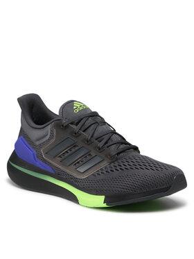 adidas adidas Buty Eq21 Run H00515 Szary
