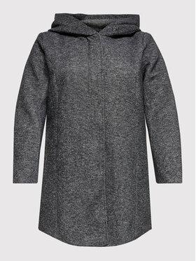 ONLY Carmakoma ONLY Carmakoma Prechodný kabát Sedona 15191768 Sivá Regular Fit