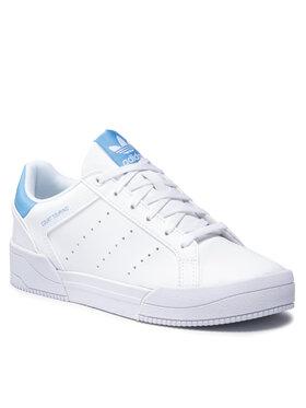 adidas adidas Chaussures Court Tourino J H00763 Blanc