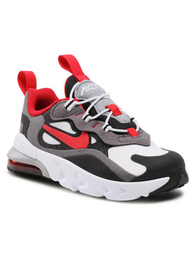 Nike Nike Boty Air Max 270 Rt (Td) CD2654 001 Šedá