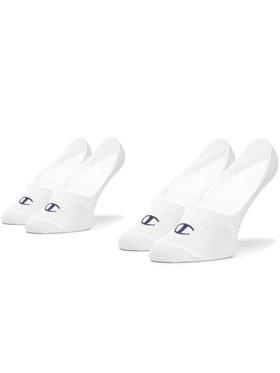Champion Champion Κάλτσες Σοσόνια Γυναικεία Ref CH0008QK Λευκό