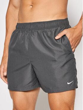 Nike Nike Plavecké šortky Essential NESSA560 Sivá Regular Fit