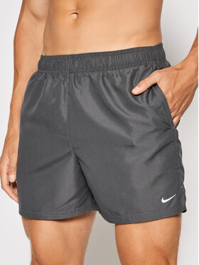 Nike Nike Σορτς κολύμβησης Essential NESSA560 Γκρι Regular Fit
