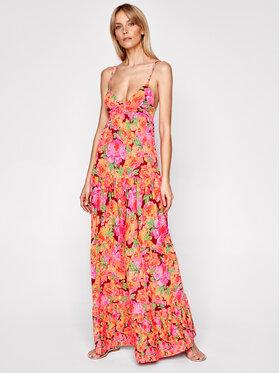 Maaji Maaji Vasarinė suknelė 1522CLD004 Rožinė Regular Fit