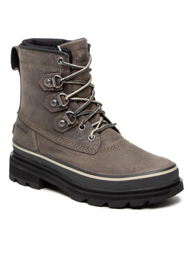 Sorel Sorel Polokozačky Lennox Street Boot Wp NL4418 Zelená