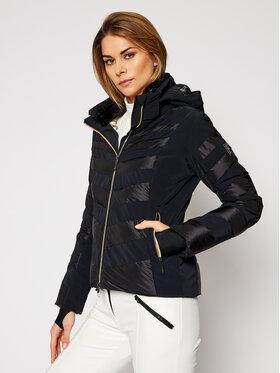 Descente Descente Lyžařská bunda Nika DWWQGK11 Černá Regular Fit