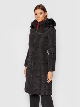 Calvin Klein Calvin Klein Vatovaná bunda Essential K20K203130 Černá Regular Fit