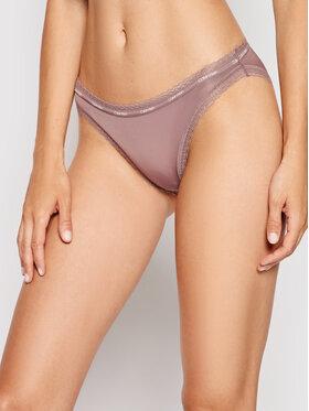 Calvin Klein Underwear Calvin Klein Underwear Figi klasyczne 000QD3766E Fioletowy