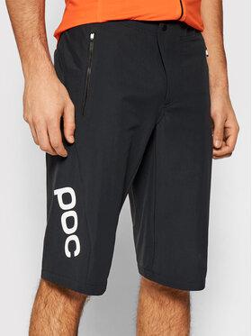 POC POC Cyklistické šortky Mtb Essential Enduro Light Shorts 52835 Čierna Regular Fit