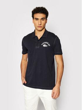 Lacoste Lacoste Polo marškinėliai YH0028 Tamsiai mėlyna Regular Fit